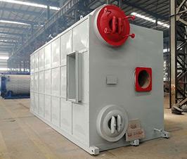 SZS燃气锅炉